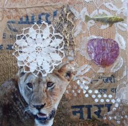 lejonet med spetsen