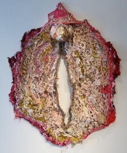 livets portal, vaginan ca 180 * 150 cm