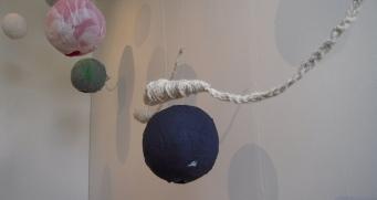 från utställningen i Rydal